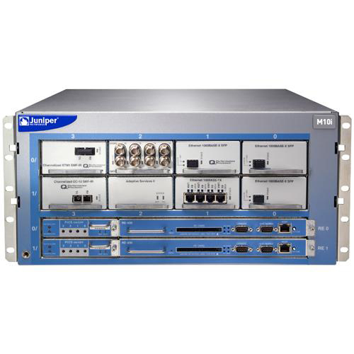 Juniper M10i-AC-4GE-MS100-P from ICP Networks