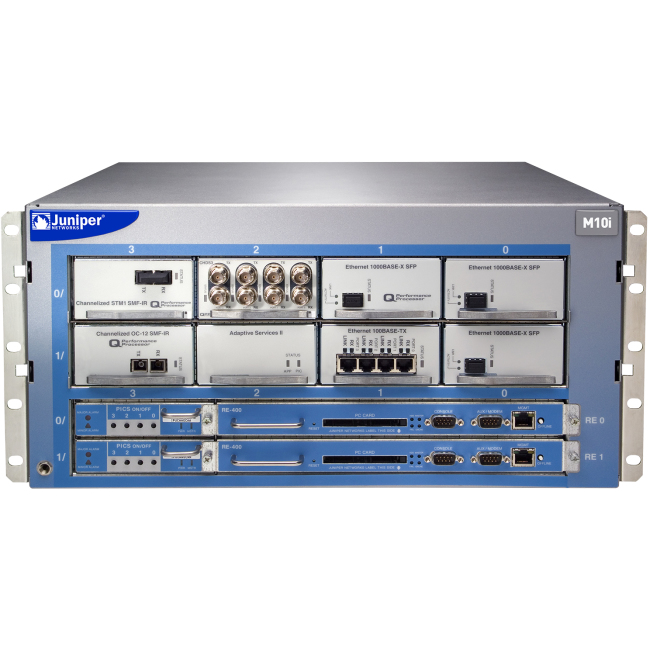 Juniper M10IE-AC-RE400-B from ICP Networks