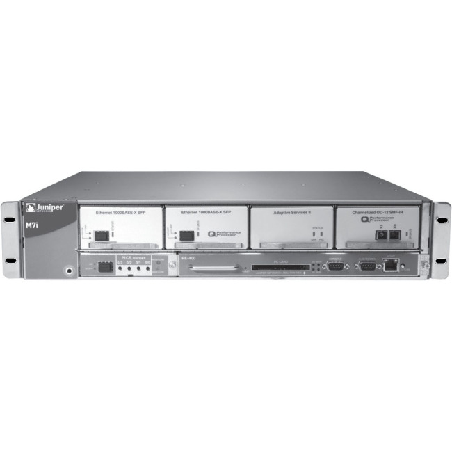 Juniper M7IE-AC-5GE-MS-1800-B from ICP Networks