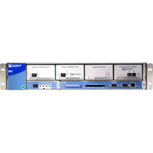 Juniper M7IE-DC-RE1800-1GE-B from ICP Networks