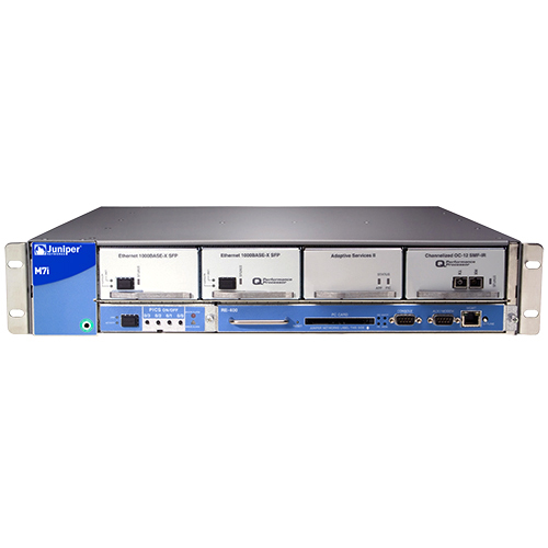 Juniper M7iE-DC-RE400-1GE-B from ICP Networks
