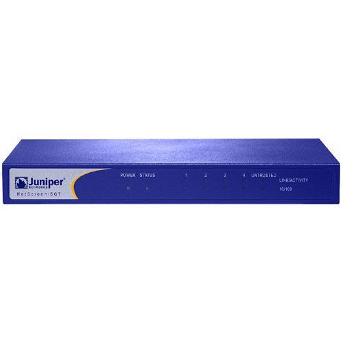 Juniper NS-5GT-008 from ICP Networks