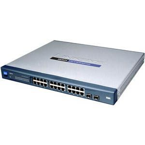 Cisco SRW2024 from ICP Networks
