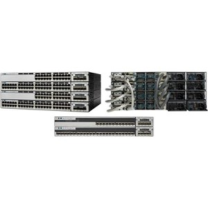 Cisco WS-C3750X-24T-E from ICP Networks