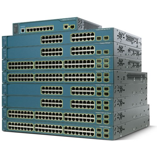 Cisco WS-C3560-8PC-S from ICP Networks