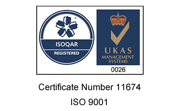 ISP 9001 Accreditation